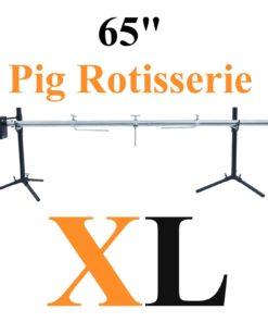 XL Pig Lamb Rotisserie