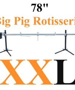 XXL Pig Lamb Rotisserie